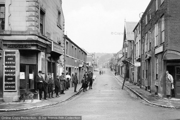 Beaumaris, Church Street 1911