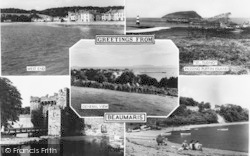 Beaumaris, Composite c.1960
