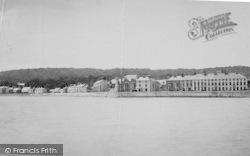 Beaumaris, From The Pier 1890