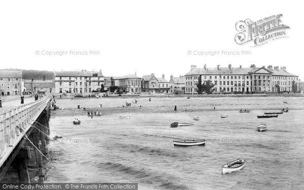 Beaumaris, From The Pier 1897