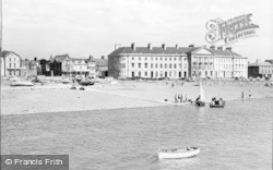 Beaumaris, From The Pier c.1960