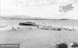 Beaumaris, Menai Straits And Pier c.1960