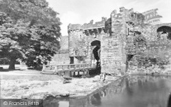 Beaumaris, The Castle c.1955