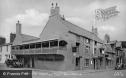 The Cottage Cafe c.1950, Beaumaris