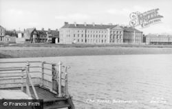Beaumaris, The Front c.1955