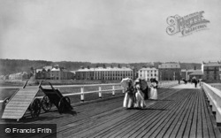 The Pier 1890, Beaumaris