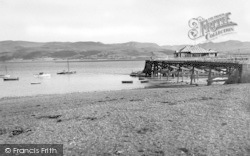 Beaumaris, The Pier c.1960