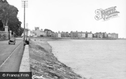 Beaumaris, West End c.1950