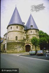 Pepper Pot Towers, Bishop's Palace 1984, Beauvais
