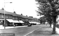 Bebington, Bebington Road 1950