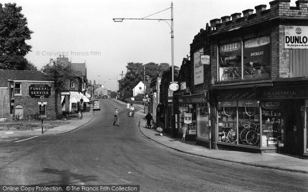 Bebington, Bebington Road 1959
