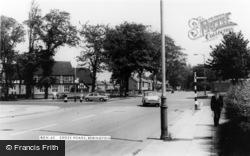 Bebington, Cross Roads c.1965