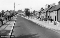 Bebington, Heath Road c.1960