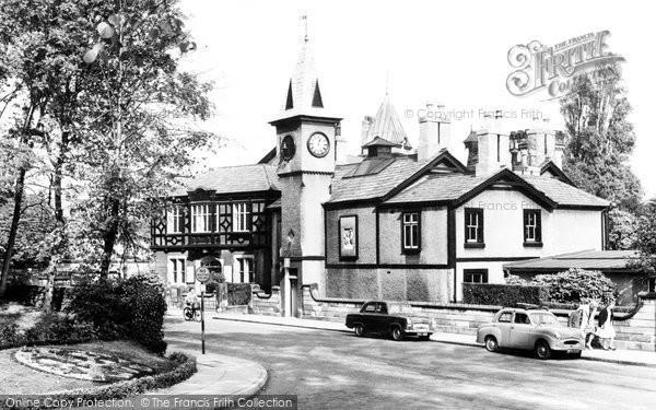 Photo of Bebington, Mayer Hall c.1965