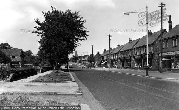 Bebington, Teehey Lane 1950