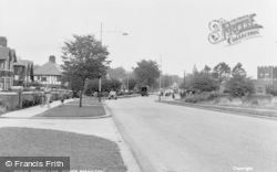 Bebington, Teehey Lane c.1960