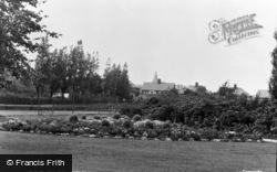 Bebington, The Park c.1960