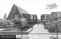 Bebington, The Precinct c.1965
