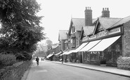 Bebington, The Village 1936