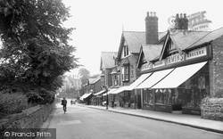 Bebington, The Village 1936