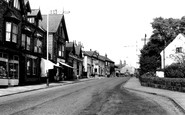 Bebington, the Village c1965