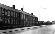 Bebington, Wirral Grammar School For Girls 1950