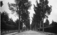 Beccles, Ashman's Road c.1930