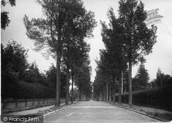 Ashman's Road c.1930, Beccles