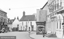 Ballygate c.1960, Beccles