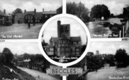 Beccles, Composite c.1930