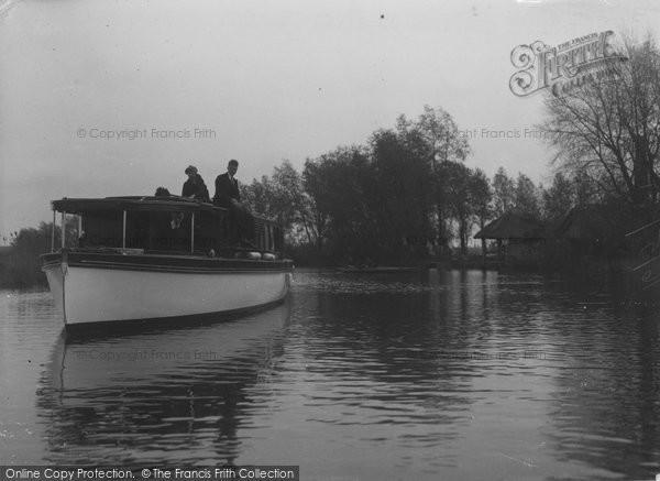 Beccles, Cruising On River Waveney 1931