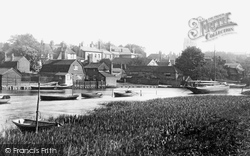 From The Marshes 1894, Beccles