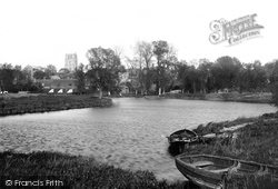 From The Waveney 1894, Beccles
