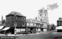 Market Square 1900, Beccles