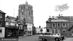 New Market c.1955, Beccles