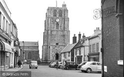 New Market c.1960, Beccles