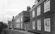 Beccles, Northgate 1923
