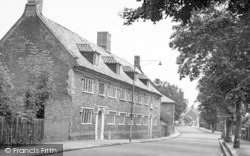 Old Sir John Leman School c.1960, Beccles