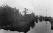 Beccles, Quayside 1923