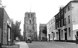 Saltgate c.1955, Beccles