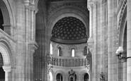 Beccles, St Benet's R.C Church Interior 1923