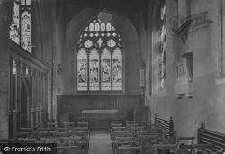 St Michael's Church Memorial Chapel 1923, Beccles