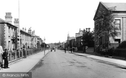 Station Road 1894, Beccles