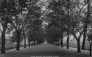 Beccles, The Avenue 1897