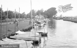 The Quay c.1960, Beccles