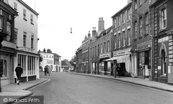 Beccles, The Walk c.1960