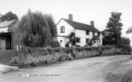 Beckbury, Beckbury Cottage c.1965