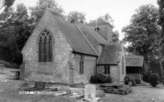 Beckbury, The Church c.1965