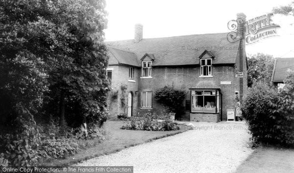 Beckbury, The Post Office c.1960