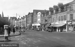 Beckenham, 1947